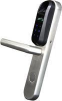 Garnitures de porte avec béquille électronique à empreinte digitale et code - 11Ko